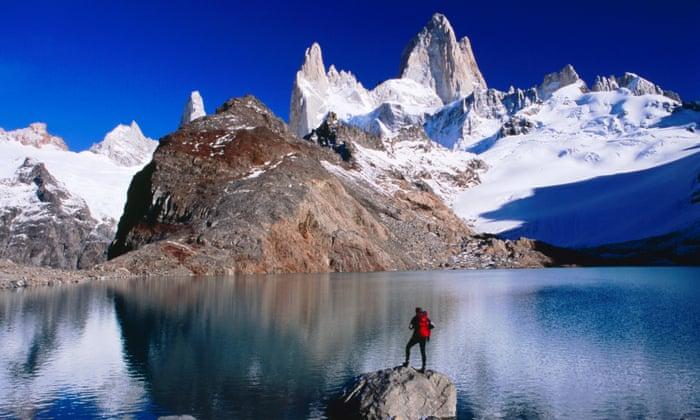 Шон Лири и двое друзей отправились в Патагонию, чтобы попытаться совершить первое восхождение и развеять прах Роберты Нуньес.