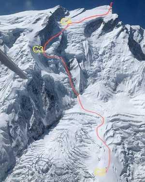 Трое российских альпинистов пропали без вести на восьмитысячнике Аннапурна