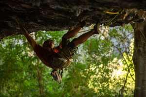 Джонатан Флёр повторяет маршрут «Fin de Ali Extension Sit Start» категории 9a+