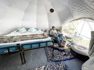 Фото дня: VIP-палатка на Эвересте