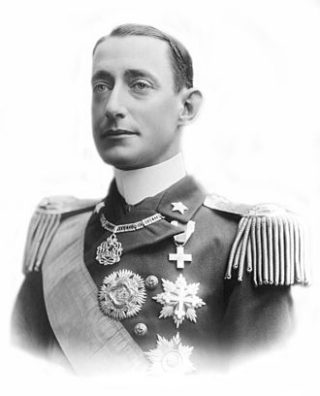 принц Луиджи Амедео ди Савойя, герцог Абруццкий (Prince Luigi Amedeo, Duke of the Abruzzi)