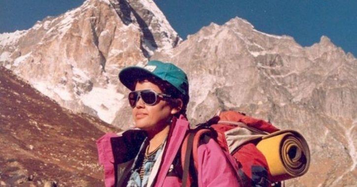 Бачендри Пал (Bachendri Pal)  - первая индийская женщина, поднявшаяся на вершину Эвереста (23 мая 1984 года)