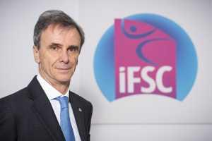 Марко Сколарис продолжит возглавлять Международную федерацию спортивного скалолазания (IFSC)