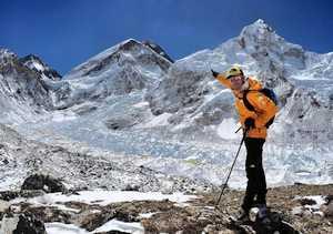 Килиан Жорнет и Дэвид Геттлер объединяют свои проекты на Эвересте