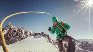 Легендарный альпинист Стив Хаус разрывает спонсорские контракты и запускает подкаст о психическом здоровье