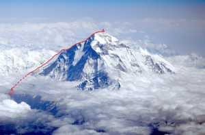 Попытка прохождения нового маршрута на Дхаулагири: команда поднялась во второй высотный лагерь
