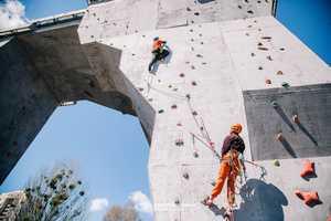 В Харькове состоялся Кубок Украины по технике альпинизма