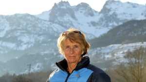 Мартина Роллан - первая профессиональная женщина-горный гид в Европе