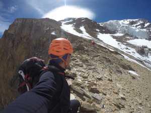 Попытка прохождения нового маршрута на Дхаулагири: команда поднялась в третий высотный лагерь