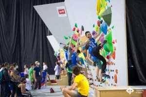 Первенство Европы по скалолазанию в Перми: украинские спортсмены вышли в полуфинал