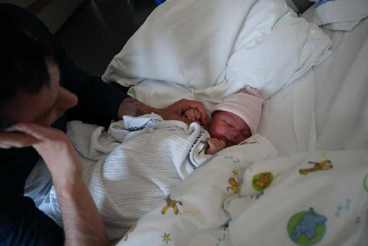 Килиан Жорнет (Kilian Jornet Burgada) стал отцом второго ребенка