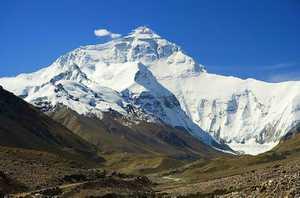 Китай открывает Эверест для восхождения со стороны Тибета