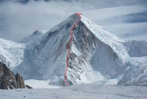 Польские альпинисты планируют первое восхождение на юго-западном ребре горы Сиа Кангри (7422 м) в Пакистане