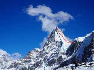 Кангчунг Шар: подробности первопрохождения чешских альпинистов