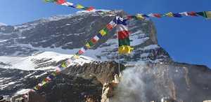 Попытка прохождения нового маршрута на Дхаулагири: экспедиция завершена без успеха