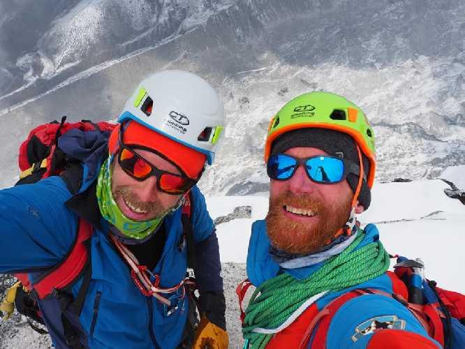 Чешские альпинисты впервые в истории открывают северную стену и траверс горы Кангчунг Шар (6063 метра) в Непале