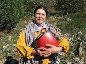 В горах Турции без вести пропала украинская туристка