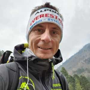 Харьковчанин Валентин Сипавин поднялся на вершины Эверест и Лхоцзе менее чем за 24 часа!