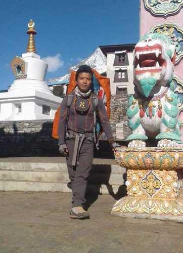 Пемба Таши Шерпа (Pemba Tashi Sherpa)