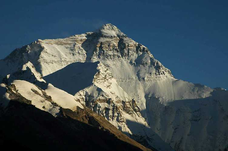 Северная стена Эвереста
