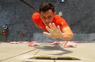 Сразу два мировых рекорда в скалолазании были установлены на этапе Кубка Мира в Солт-Лейк-Сити