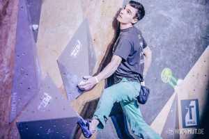 Украинский скалолаз Сергей Топишко не допущен до этапа Кубка Мира в Солт-Лейк-Сити из-за коронавирусного карантина
