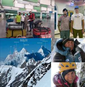 Альпинистские экспедиции в Пакистане. Лето 2021