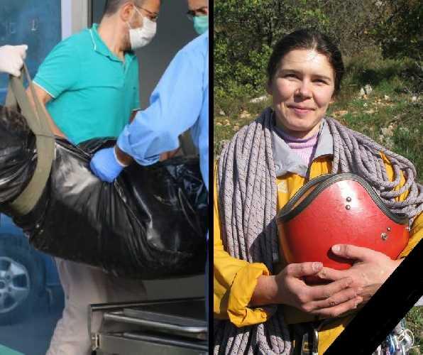 Альпинистку из Одессы 42-летнюю Яну Кривошею 28 мая нашли мертвой у вершины горы Геиксивриси
