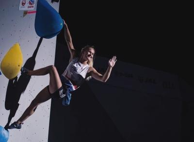 Знаменитая британская скалолазка Шона Кокси уходит из большого спорта