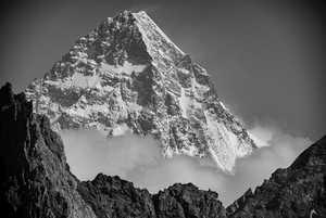 Западный гребень восьмитысячника К2: новый проект в альпийском стиле Яна Вельстеда и Грэхема Циммермана