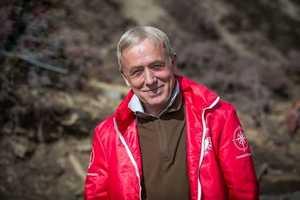 Легенда украинского альпинизма - Сергей Бершов тяжело болен COVID-19