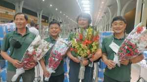 Ким Хонг-Бин - альпинист без пальцев, отправляется на восьмитысячник Броуд-Пик!