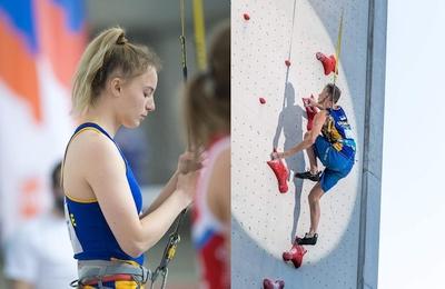 Одесситы Григорий Ильчишин и София Гладкая выиграли золото и бронзу молодежного Кубка Европы!