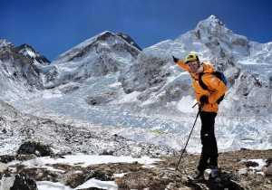 Дэвид Гёттлер: «Эверест - зеркало нашего общества»