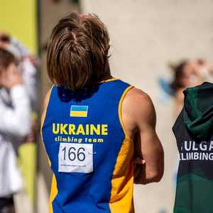 Кубок мира в Инсбруке: Украинские скалолазы не прошли квалификационный отбор