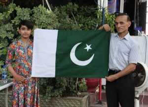 12-летння пакистанская девочка Селена Хаваджа планирует подняться на восьмитысячник Броуд-Пик, установив мировое достижение