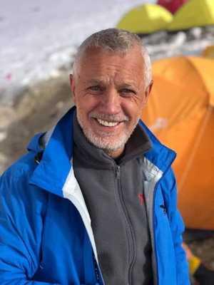 В горах Грузии погиб украинский альпинист Анатолий Мрачковский