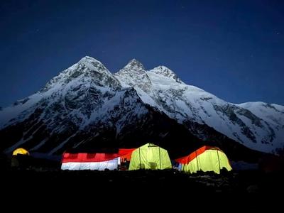 В память о легендарном украинском альпинисте Владиславе Терзыуле, альпинистка из Николаева планирует восхождение на восьмитысячник Броуд-Пик