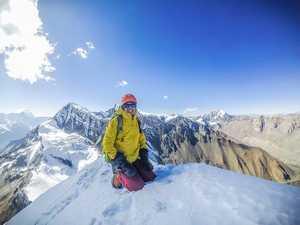 Йошт Кобуш объявляет о следующей своей зимней экспедиции на Эверест