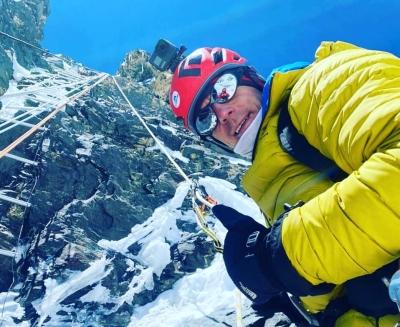 Харьковчанин Валентин Сипавин поднялся на вершину восьмитысячника К2