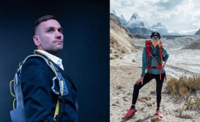 Ирина Галай стала первой в истории украинской альпинисткой, которая поднялась на вершину восьмитысячника К2!