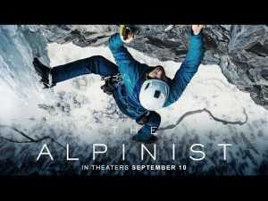 На большие экраны выходит фильм «Альпинист» – документальная история выдающегося канадского альпиниста Марк-Андре Леклерка