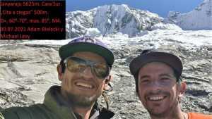 Свидание вслепую с Адамом Белецки в перуанских Андах