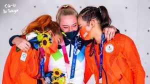 Олимпийские Игры в Токио: словенка Янья Гарнбрет завоевала первую в истории золотую медаль по скалолазанию!