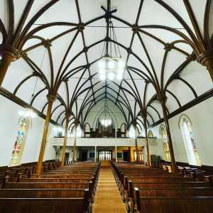 В Канаде 137-летнюю церковь превратят в скалодром
