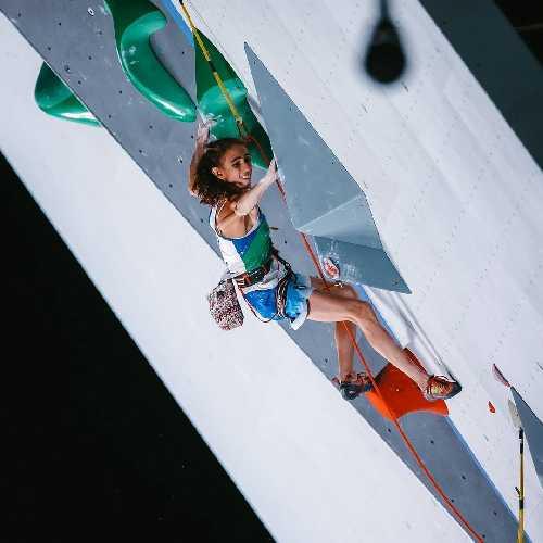 Лаура Рогора (Laura Rogora) на Олимпиаде в Токио