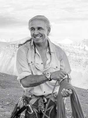 Легендарный канадский альпинист Барри Бланчард получил серьёзную черепно-мозговую травму, упав с лестницы