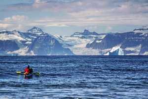 Гренландская экспедиция Маттео Делла Борделла, Сильван Шупбах и Саймон Вельфингер открывает новые маршруты