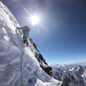 Французские альпинисты совершили первое в истории восхождение в альпийском стиле на вершину пакистанского семитысячника Ракапоши