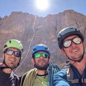 Украинские альпинисты открыли в Турции новый маршрут на вершину Vay Vay высотой 3600 метров